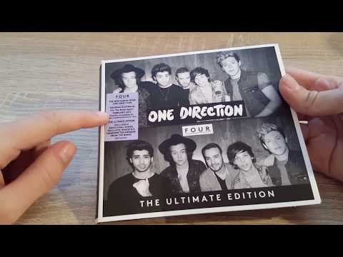 UNBOXING: One Direction - FOUR vs. FOUR DELUXE Mp3