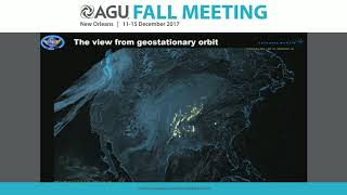 2017 Fall Meeting - AE41A: A New Era of Lightning Observations from Space