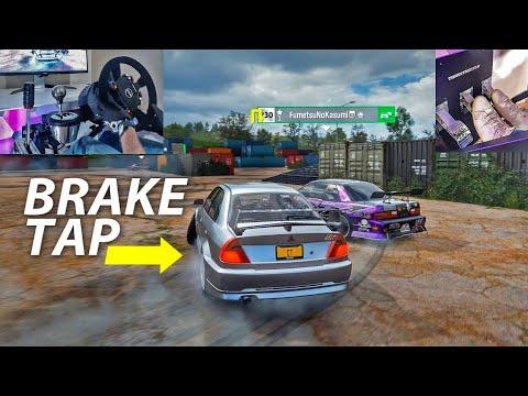 Download How to Drift in Forza Horizon 4 | Brake Tap Tutorial (Thrustmaster TX)