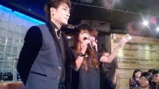 Offline ra mắt MV Buông tay 3/5/14 p.2