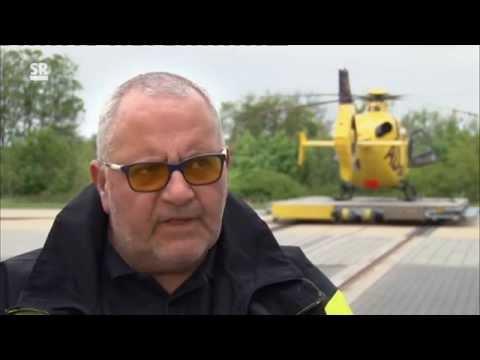 Einsatz für Christoph 16 Saarbrücken - Die Rettungsflieger vom Winterberg