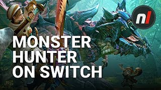 Monster Hunter Generations Ultimate on Switch - What Took Capcom so Long? w/ Arekkz