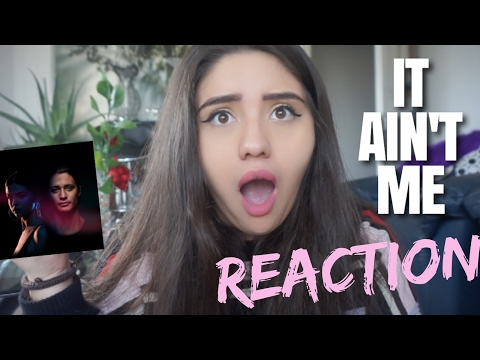 IT AINT ME SELENA GOMEZ x KYGO REACTION ♡