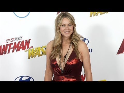 "Andrea Roth ""AntMan and The Wasp"" World Premiere Red Carpet"
