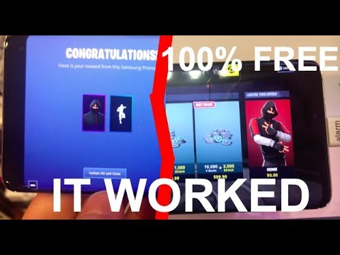 How to Get the IKONIK Skin and Scenario Emote for FREE Using the In Store Method in Fortnite