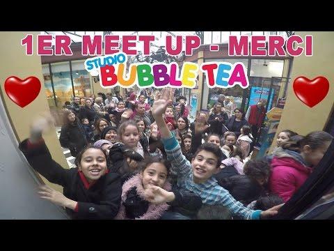 [VLOG] Merci aux 500 personnes venues au 1er Meet Up - Studio Bubble Tea Meetup