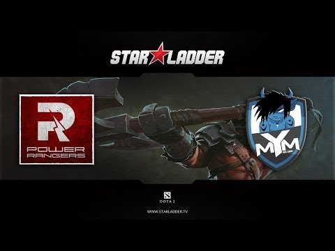 MyM vs PR @ Excellent Moscow Cup Maelstorm ( 08.05.2014 )