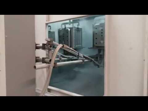 STRONG3000 Electrostatic Powder Coating and Enamel System