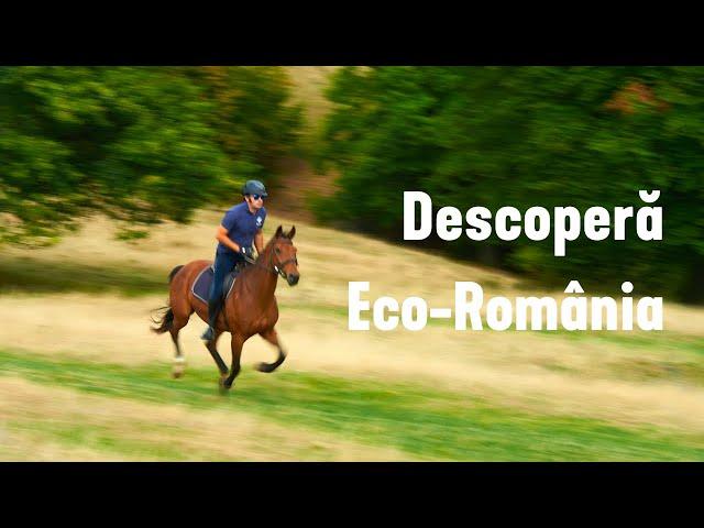 Descoperă Eco-România / Discover Eco-Romania