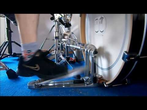 Tama Speed Cobra Double Pedal - Fast Test