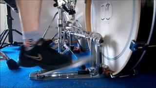 Tama Speed Cobra Double Pedal - Arconda Fast Test