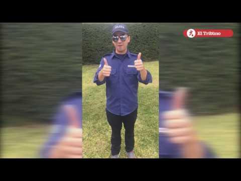 El oficial Gordillo vuelve a Jujuy el 27 de mayo
