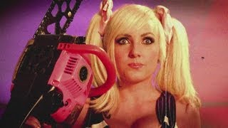 Juliet Doll - Lollipop Chainsaw: Special Edition Trailer