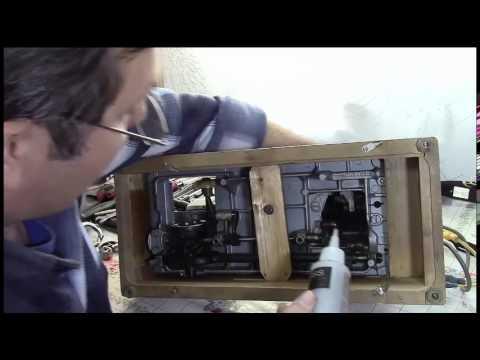 Как настроить швейную машинку чайка видео