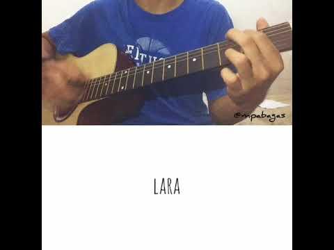 Cover Dialog Senja - Lara