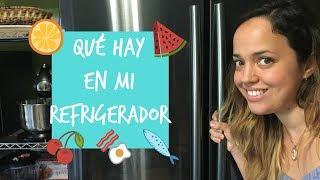 Qué hay dentro de mi refrigerador + (SORTEO YA TERMINÓ!)