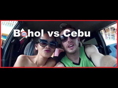 Aheezy Vlog - Bohol VS Cebu - City vs Province - Where to Live in the Philippines?