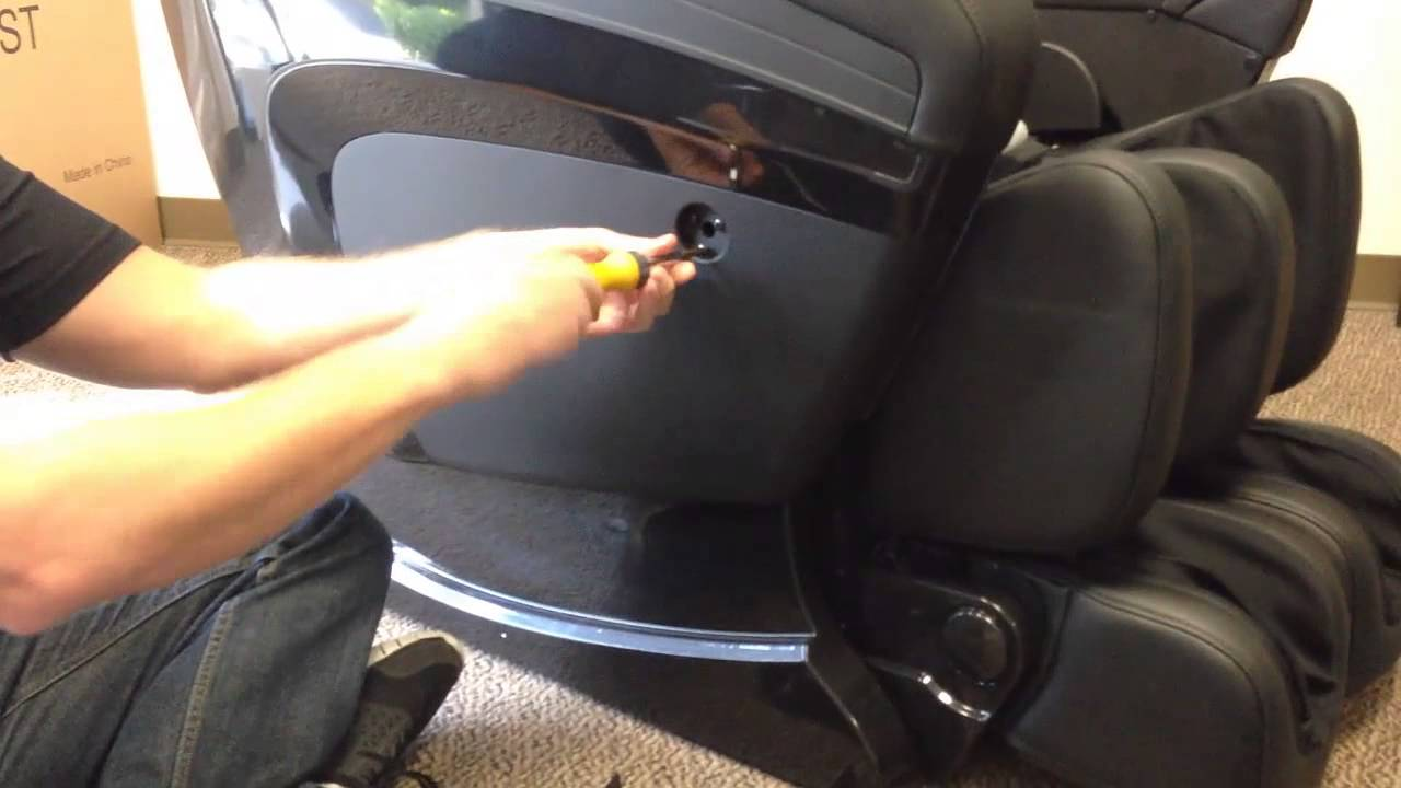 Superior Massage Chair Assembly