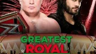 wwe Greatest Royal Rumble 2018 100% results