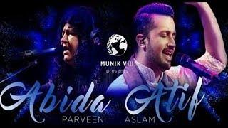 Atif Aslam And Abida Parveen Noor-E-Azal 2 new song 2018 feat Pepsi on this Eid 2018