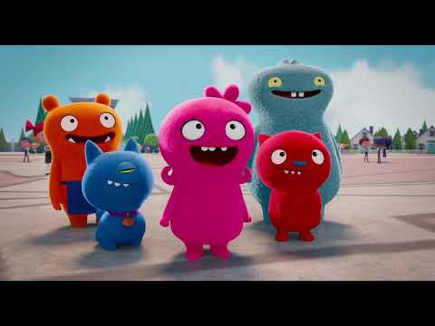 UglyDolls Trailer Song (Kelly Clarkson - Broken & Beautiful)