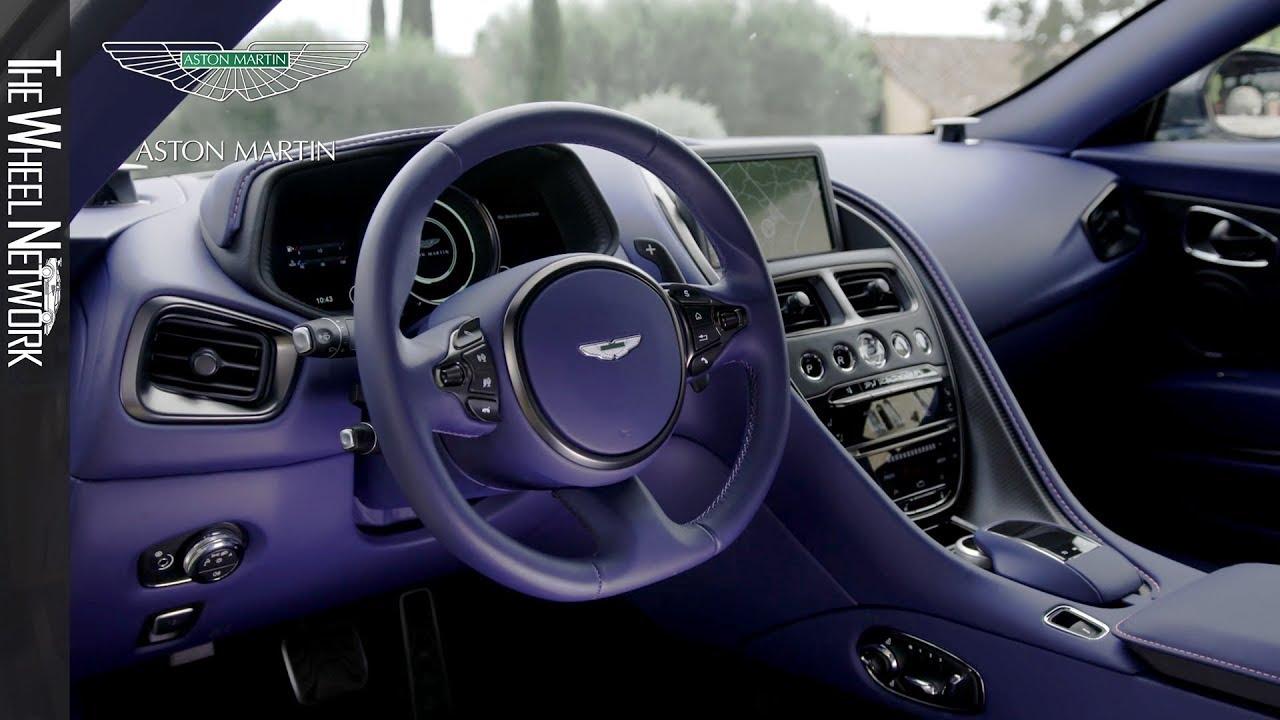 2018 Aston Martin Db11 V8 Interior Eu Spec Youtube