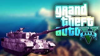 TENK VS MOUNT CHILIAD - GTA V ONLINE thumbnail