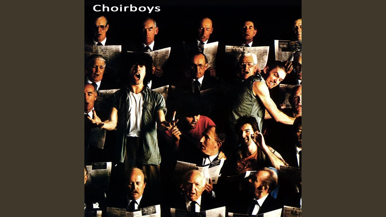 the choir boys book