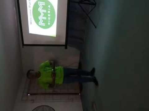 Mmm offline presentation