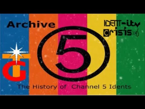 Ident-ity crisismas: Archive 5 Christmas Special. The History of Channel 5 Christmas Idents