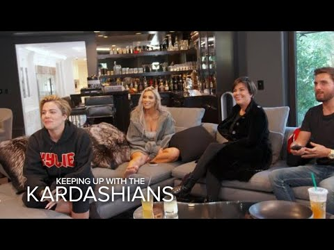 KUWTK | Kris Jenner's Legacy Video Reveals a Lot About Her Past | E!