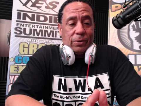 IES: THE ROAD TO HOLLYWOOD - DJ YELLA of NWA 8-1-13