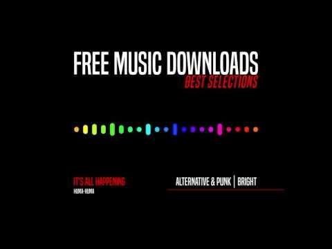 Free Music Downloads | It's All Happening ( Alternative & Punk, Bright)
