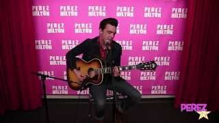 "Drake Bell - ""Bitchcraft"" (Acoustic Perez Hilton Performance)"