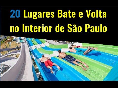 20 Lugares Bate e Volta no Interior de São Paulo