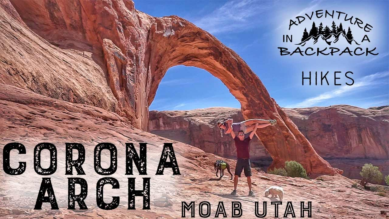 Corona Arch The One With The Rope Swing Hiking In Moab Utah