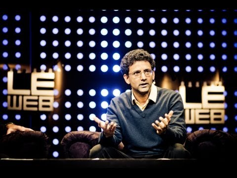 Ben Gomes, VP of Search at Google is Interviewed by Loic Le Meur at LeWeb Paris 2012