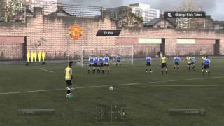 FIFA 12: Skill Shot/Freekick Tutorial