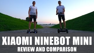 Xiaomi Ninebot Mini Review and Comparison