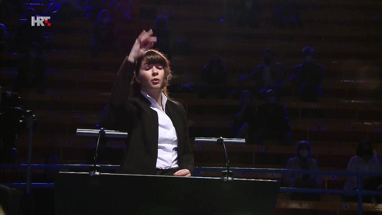 Michelle Agnes Magalhaes: After Spring | Yalda Zamani · Croatian Radiotelevision Symphony Orchestra