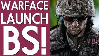 WARFACE PS4 RELEASE EARLY ACCESS DECEIT! | WARFACE (PS4, XBOX ONE, PC) GAMEPLAY COVERAGE