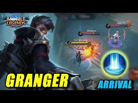 MLBB : 🔥 GRANGER ARRIVAL 🔥 | Game Play | EP.99