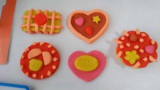 Art Craft Doğum Günü Pasta Hamur Seti hamur oyunları oyun hamuru hamur oyunu