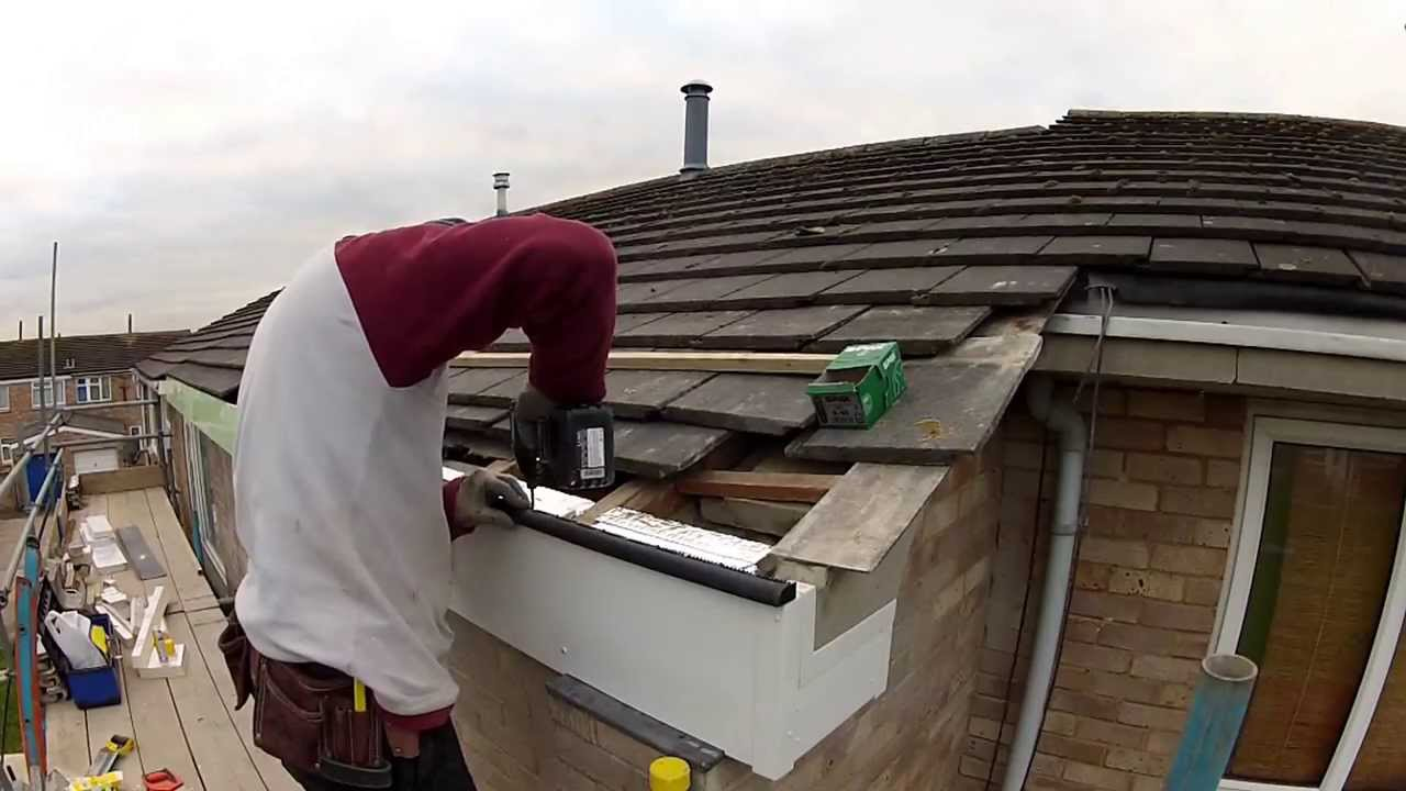 Finlock Gutter Replacement Youtube