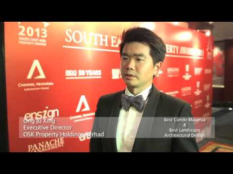 South East Asia Property Awards 2013