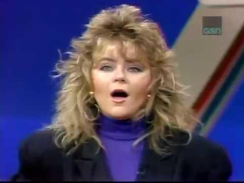 Super Password - Jill Whelan & Bill Rafferty (March 16, 1987)