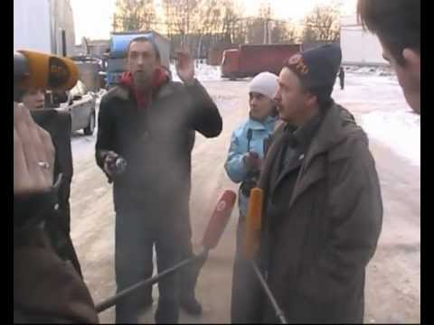 Лосино-Петровский Рейд пош 5 декабря 2012