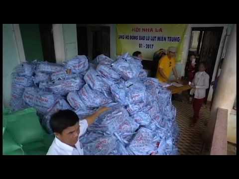 Nhala.org Central Vietnam Typhoons Charity 2017