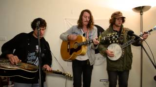 """Little Bastard """"Crosses on the Highway"""" - LIVE, acoustic on the AU sessions."""