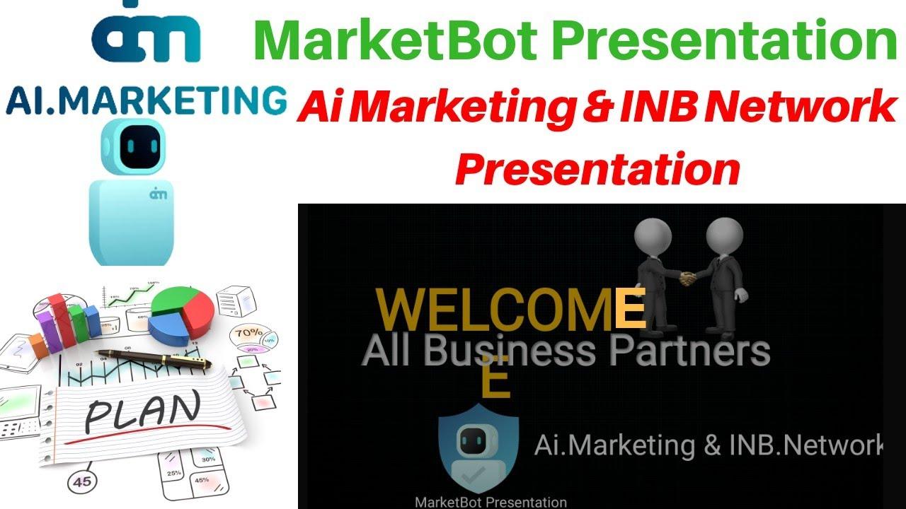 AI Marketing Plan | AI Marketing Hindi | Inb Network & AI Marketing Presentation | #aimarketing